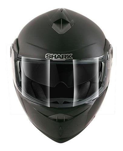 capacete shark openline prime matt kma