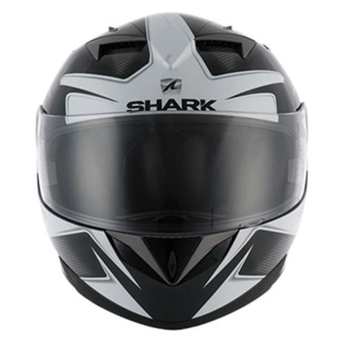 capacete shark s700 creed matt kwr + brinde viseira fumê