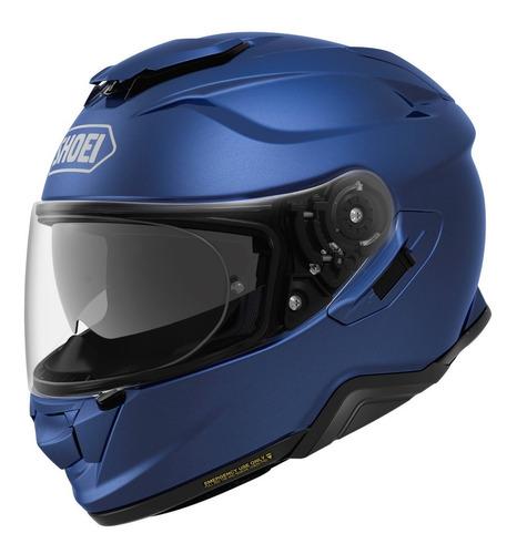 capacete shoei gt air 2 azul fosco lançamento