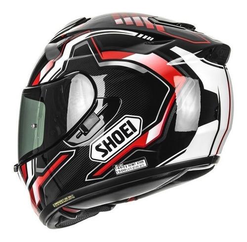 capacete shoei gt air bounce  tc-1 + pinlock incluso