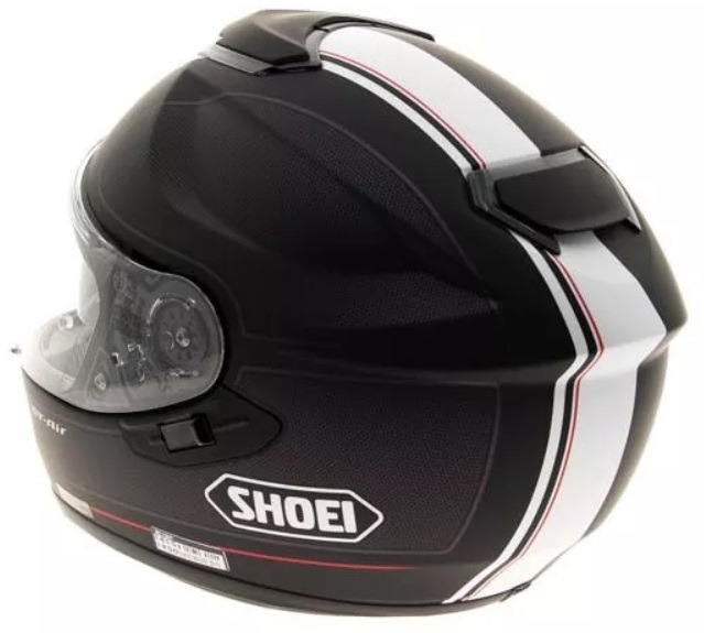 capacete shoei gt air wanderer 2 tc 5 black preto original. Black Bedroom Furniture Sets. Home Design Ideas