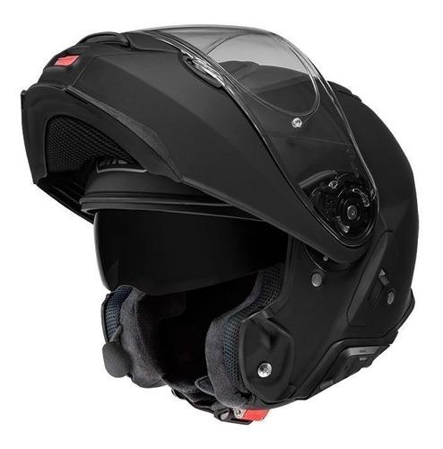 capacete shoei neotec 2 preto fosco