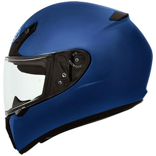 capacete shoei ryd blue matt