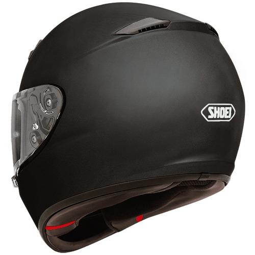 capacete shoei ryd matt black com pinlock