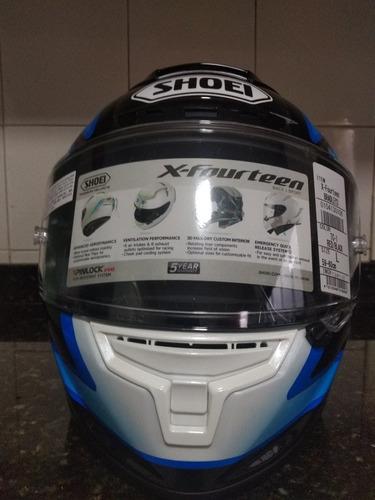 capacete shoei                                tamanho 60