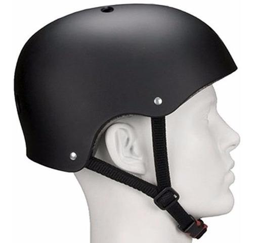capacete skate profissional importado - proteção interna