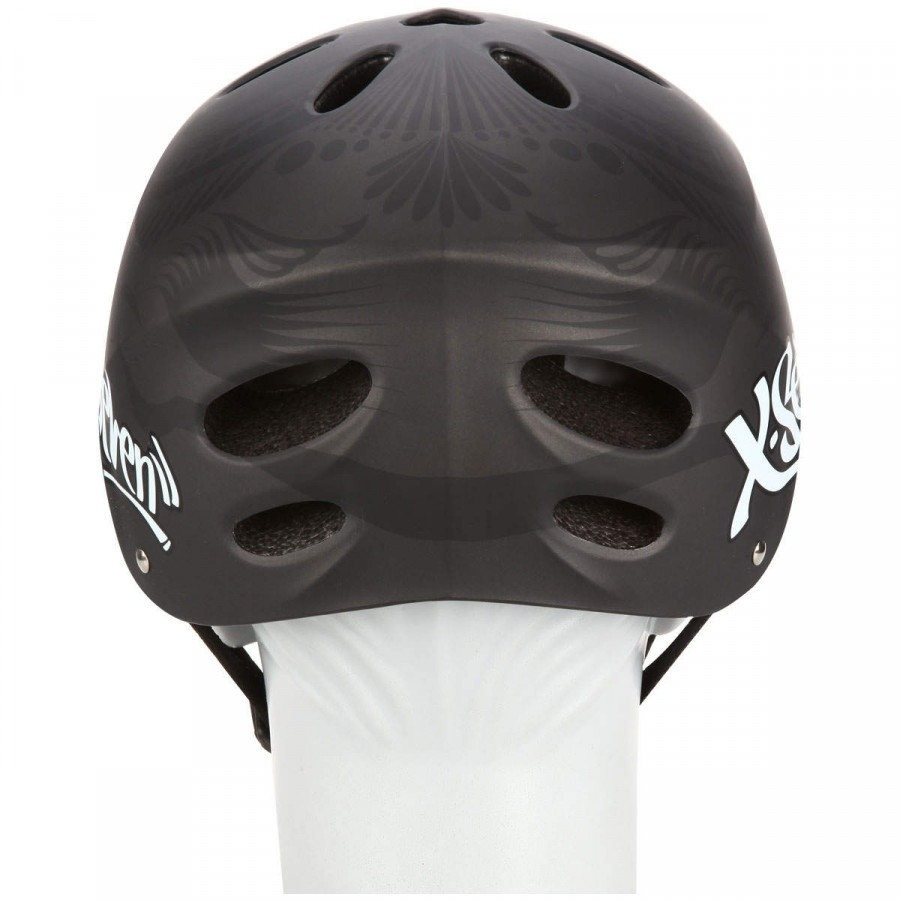 capacete skate x7 - x seven - preto sem uso. Carregando zoom. 54455f29a70