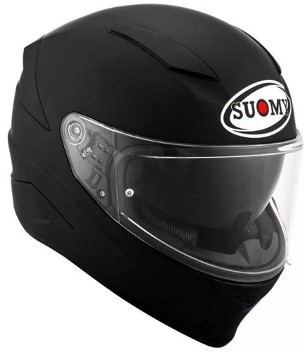 capacete suomy speedstar matt black