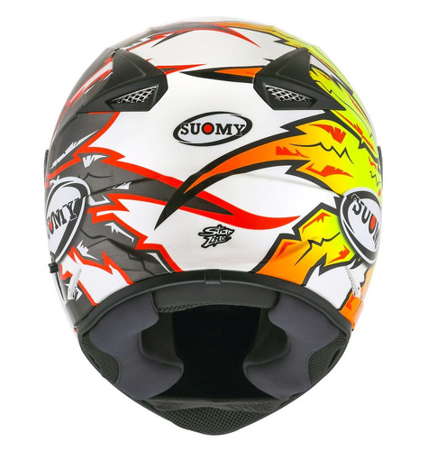 capacete suomy suomy stellar apache brilho