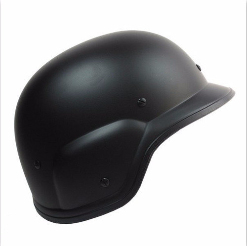 capacete tático preto m88 pasgt airsoft paintball