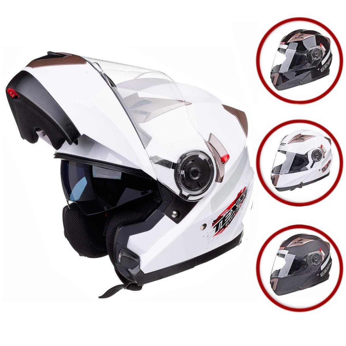 57e5ebdb0 capacete texx gladiator robocop escamoteavel articulado. Carregando zoom.
