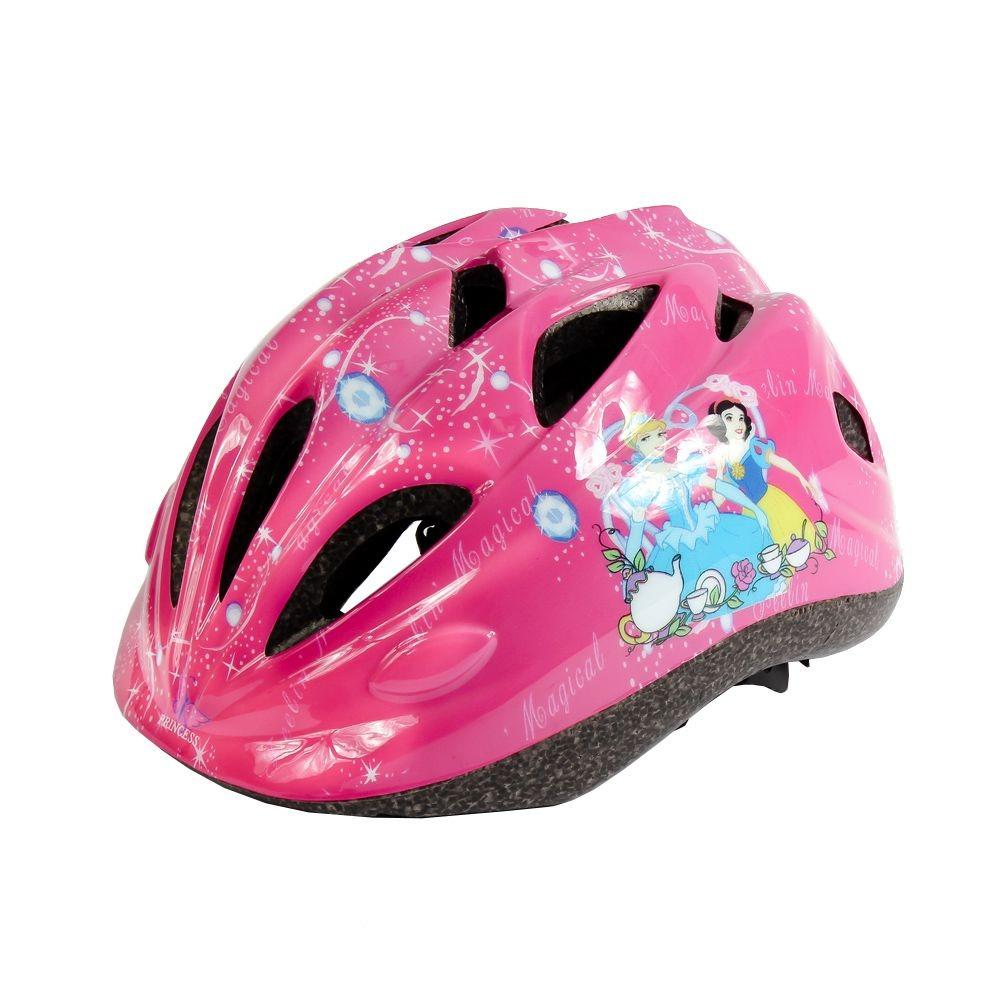 dbc908811 capacete trust infantil princesas c regulagem rosa. Carregando zoom.