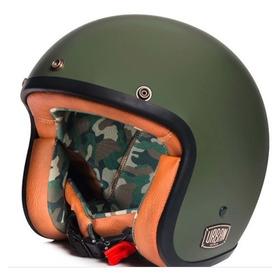 Capacete Urban Helmets Army Verde Fosco