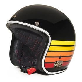 Capacete Urban Helmets Fire Stripes