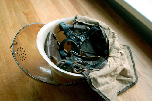 capacete urss - policia de choque / exercito