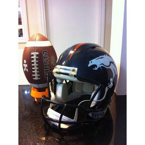 a158601decb63 Mini Capacete Denver Broncos no Mercado Livre Brasil
