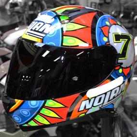 a4883bd8518a4 Capacete Nolan Chaz Davies - Acessórios de Motos no Mercado Livre Brasil