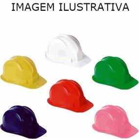 e537b885dd3dc Capacete Pedreiro - Para Obra no Mercado Livre Brasil