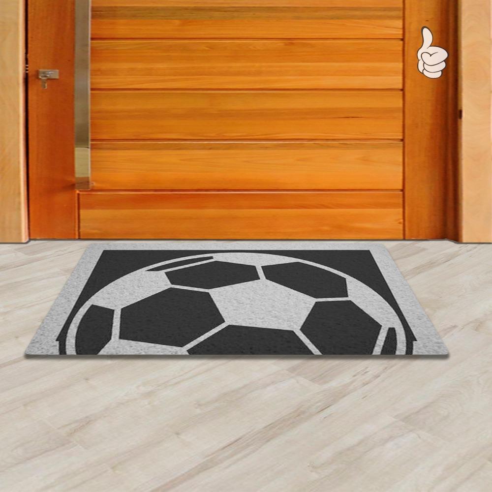 capacho divertido esportes bola de futebol. Carregando zoom. 53372e26c9c52