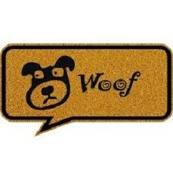 capacho woof 0,70x0,30cm