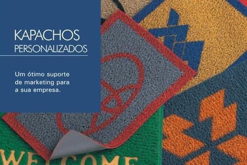 capachos pers. vulc. c/ bordas - 0,70m x 1,80m