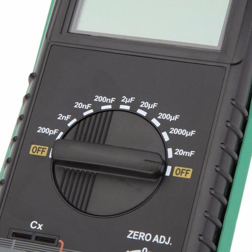 capacimetro mastech ms-6013