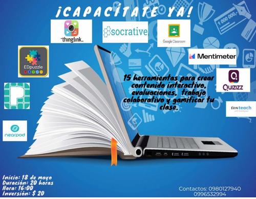 capacitación digital docente