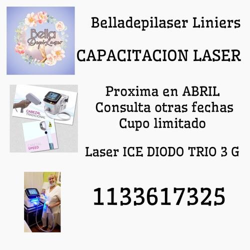 capacitación laser