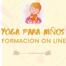 Capacitación Online Yoga Para Niños, Mensual