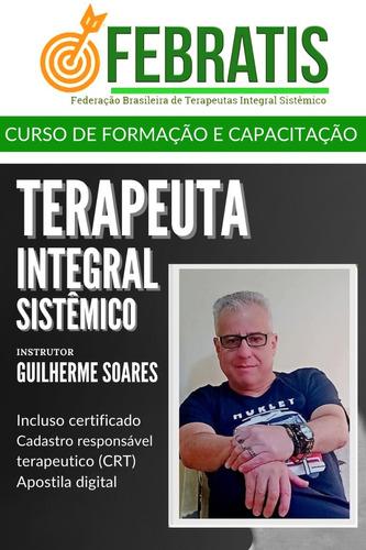 capacitação whatsapp terapeuta integral sistêmico febratis