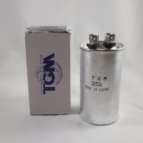 capacitador de marcha 50 mfd 440v