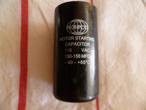 capacitador de nevera 130-156mf 110v wapco precio 8.000 bs