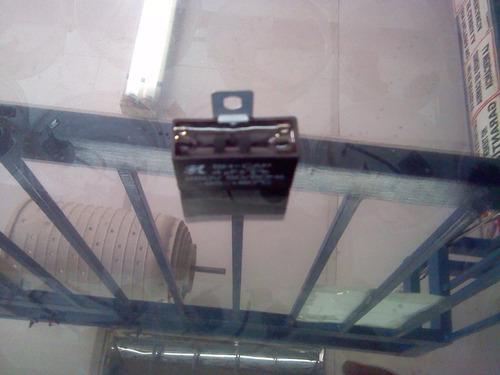 capacitador de ventilador de 4uf 250vac