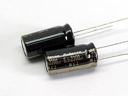 capacitadores o filtros para reparar sus tarjetas madres