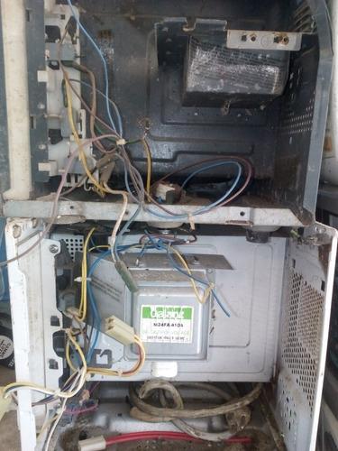 capacitadores, termicos de microondas, magnetron