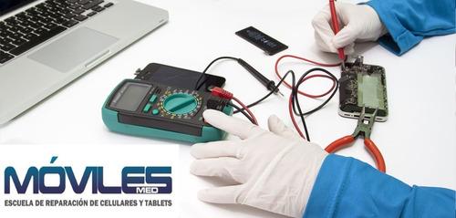 capacítate como técnico en reparación de celulares y tablets