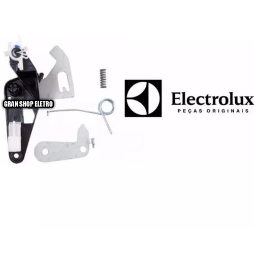 capacitor 12 uf + braço do freio lavadora electrolux  novo