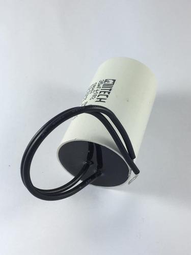 capacitor 35uf 250v 2fios motor permanente