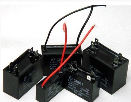 capacitor 3mf 450vac  aire acondicionado