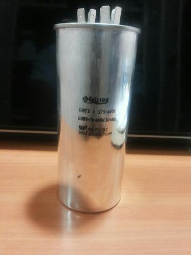 capacitor 60 mfd 440 vac condensador