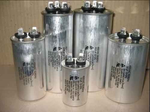 capacitor aire acondicionado