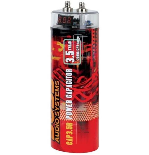 capacitor boss 3.5 faradios - envíos a todo el país!