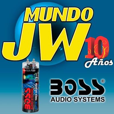 capacitor boss 3.5 faradios potencia max, 4000w en blister.