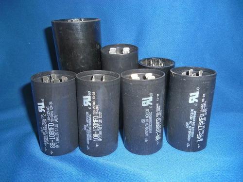 capacitor - capacitador arranque 161-193 mf  220v