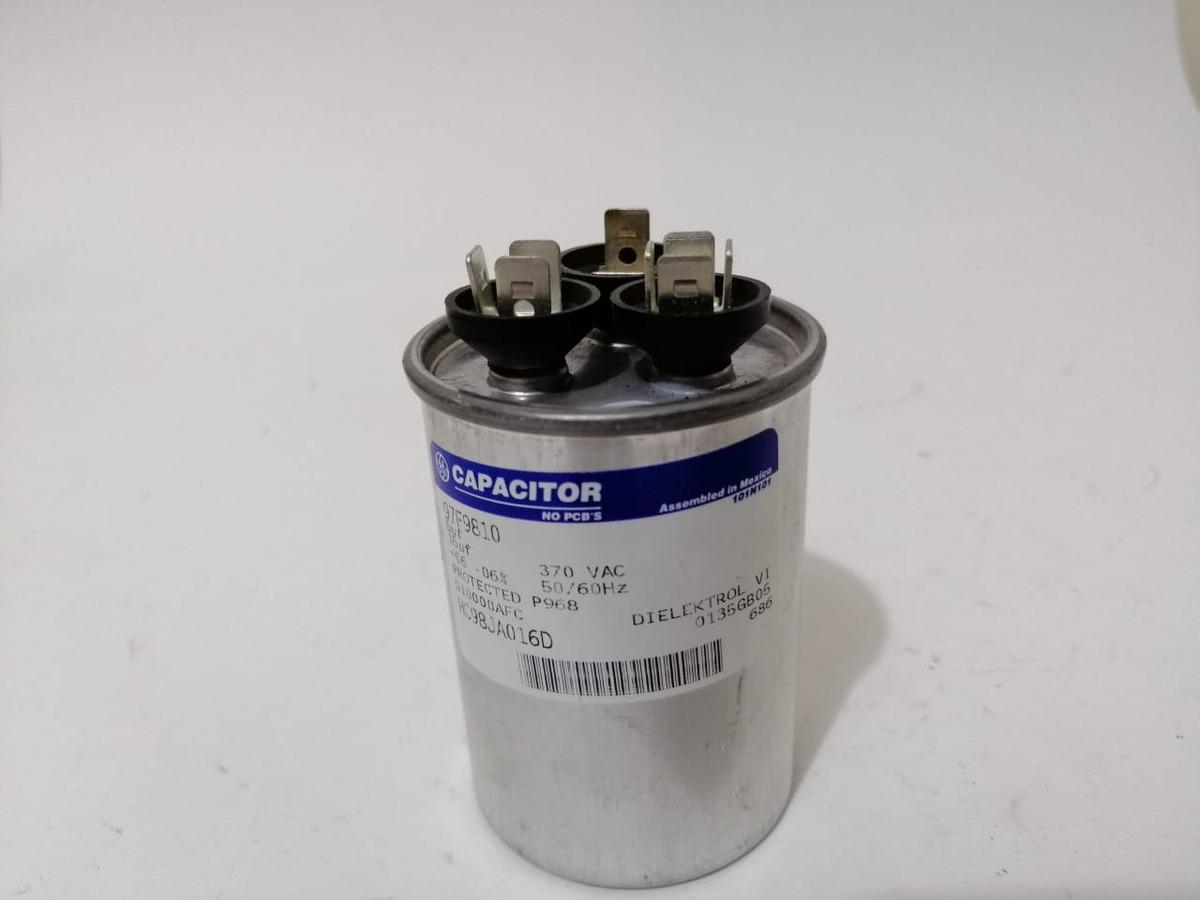 Capacitor Condensador 15 Uf 370vac Aire Acondicionado
