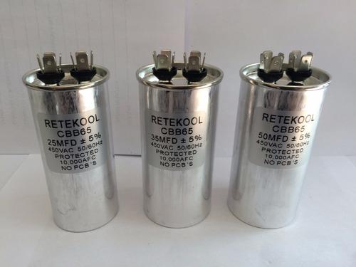 capacitor, condensador 8 micro faradios