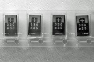 capacitor condensador smd 330uf 2.5v tantalio solido p4 330
