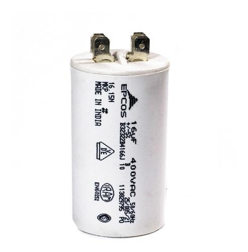 capacitor de 25 mf. x 400v - mocar ciudadela