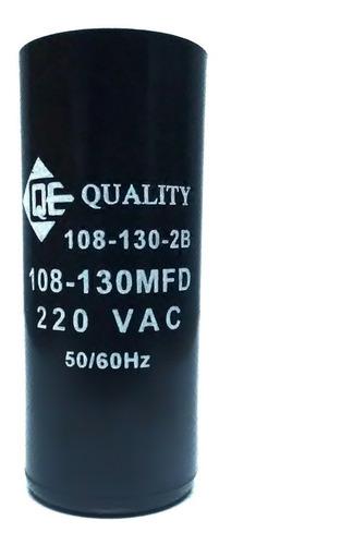 capacitor de arranque 108-130mfd 220v cnr-4224