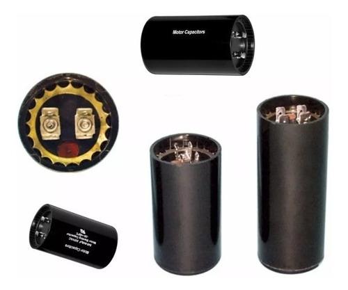 capacitor de arranque 124-149 mfd / 110v